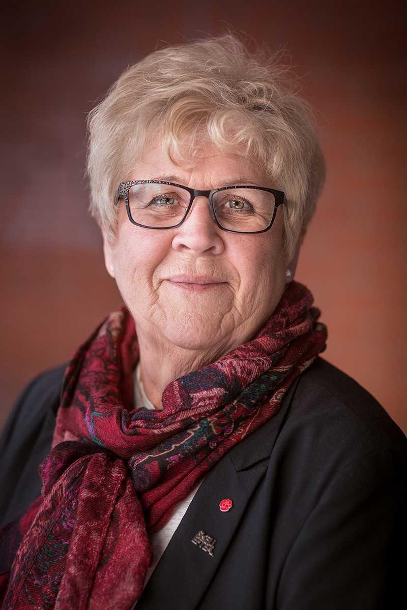 Skellefteås kommunalråd Maria Marklund (S) tillbakavisar Nordeas uppgifter om bostadsöverskott i kommunen.