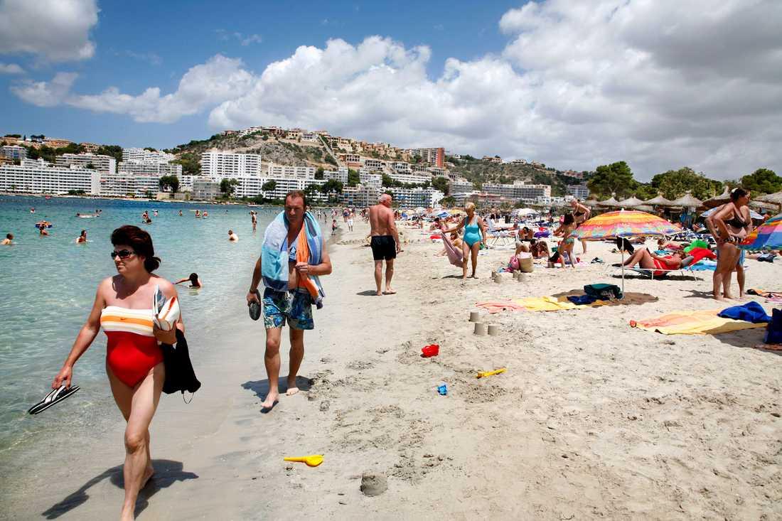 Santa Ponsa på Mallorca är en av Apollos nyheter sommaren 2013.