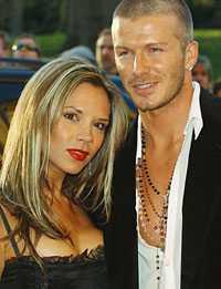 """""""Vi är dödströtta"""" Paret Beckham tillbakavisar alla anklagelser och tänker ta till advokat mot Dannielle Heath."""