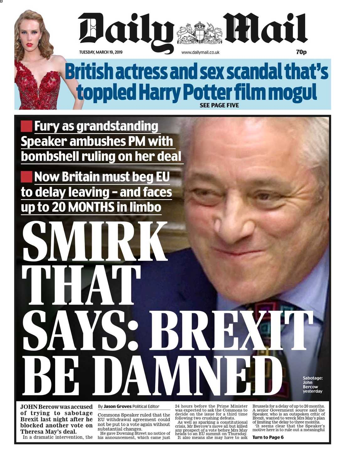 Daily Mail.