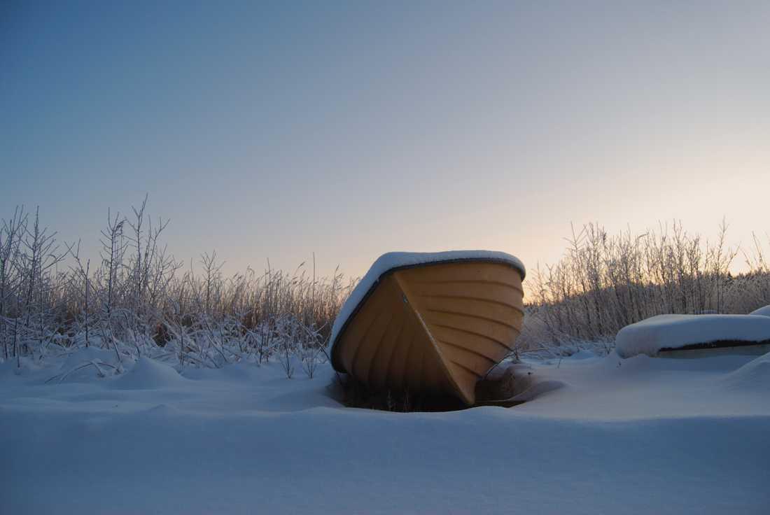 Säker vinterförvaring För att undvika skador på båten finns det en del saker du måste fixa innan du lämnar båten för vintern.