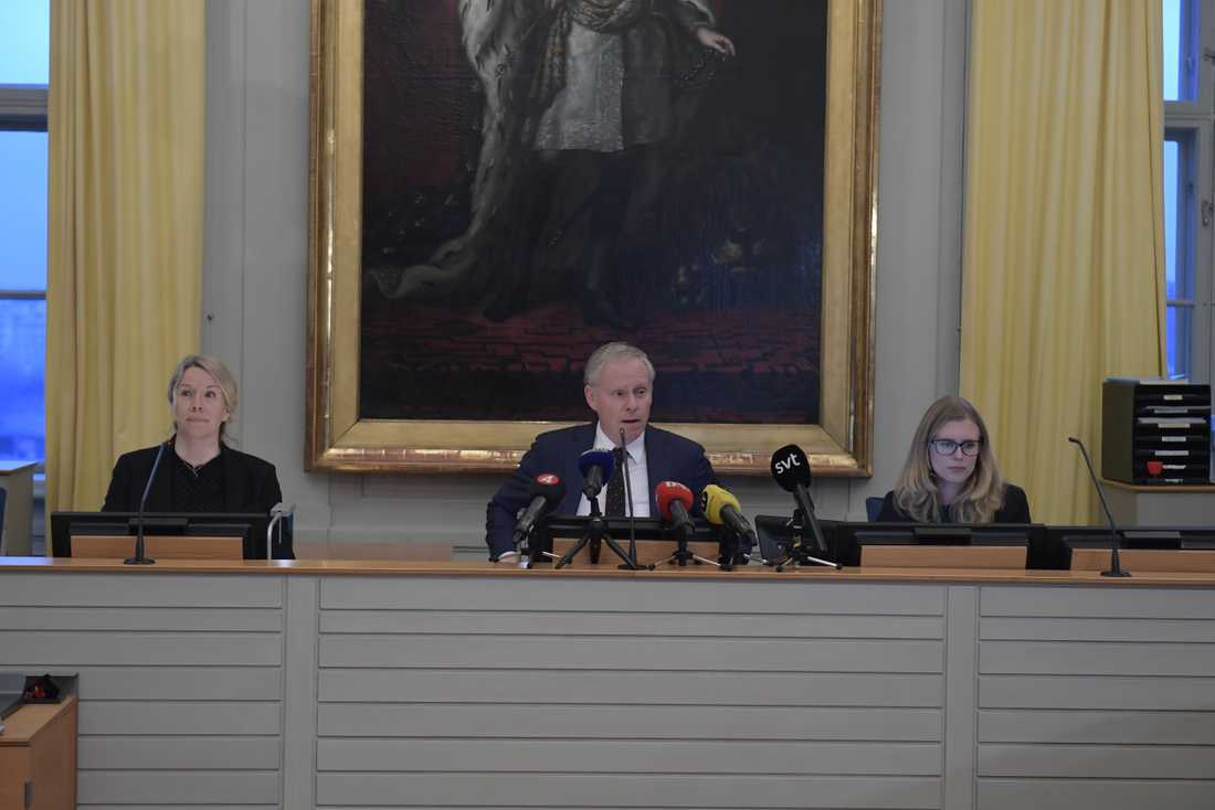 Hovrättsdomen mot kulturprofilen Jean-Claude Arnault, 72, blev 2,5 års fängelse.
