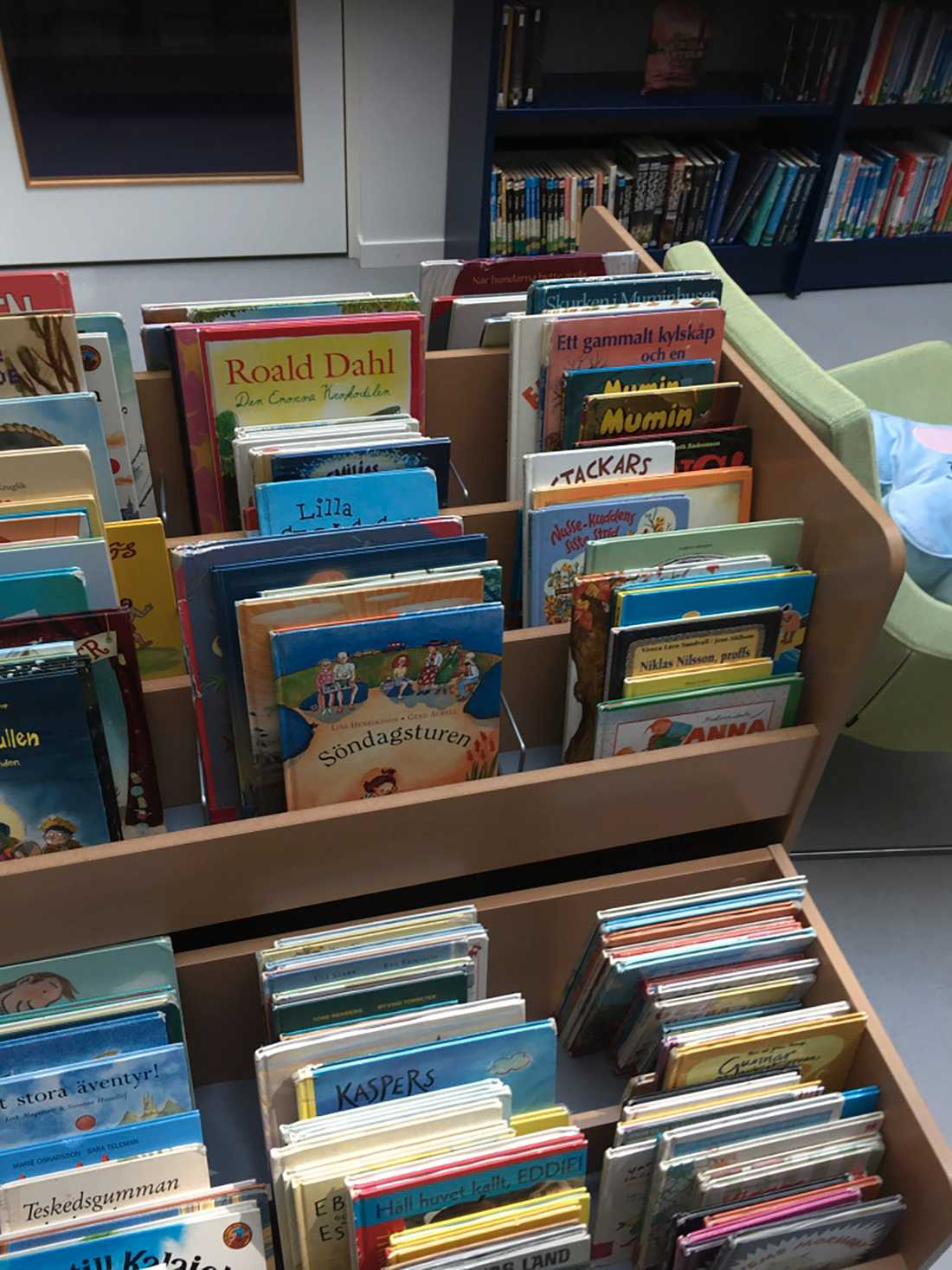 Hemlösa barn i Malmö utrustades med kameror för att visa upp sin vardag: Bibliotek och böcker spelar en stor roll i många av barnens liv.