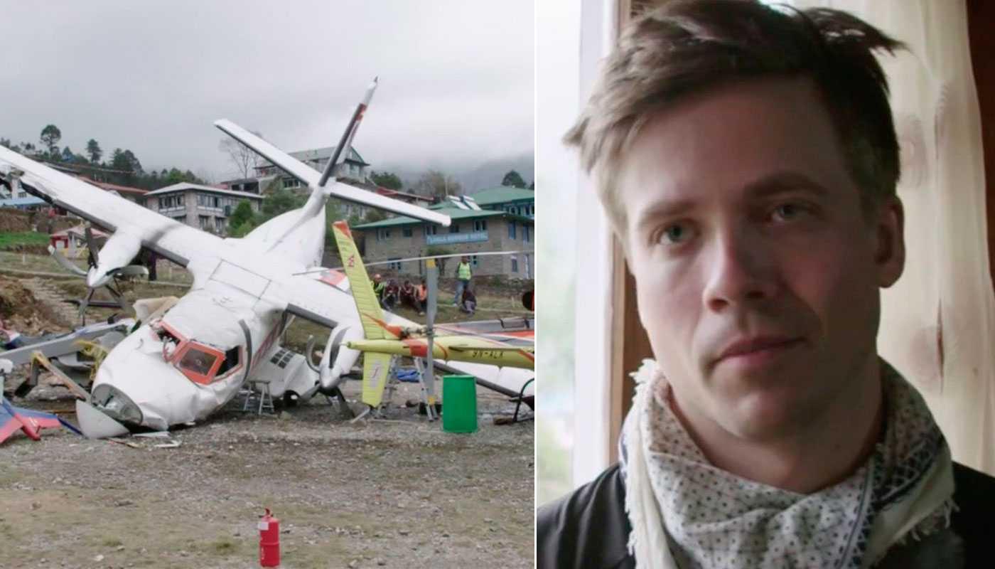 """Nils """"Väder-Nils"""" Holmqvist om chocken efter flygkraschen: """"Det var svårt att ta in allt"""""""
