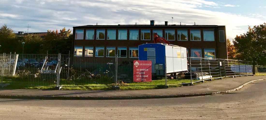 Här byggs Eskilstunas första boende för LSS-barn.