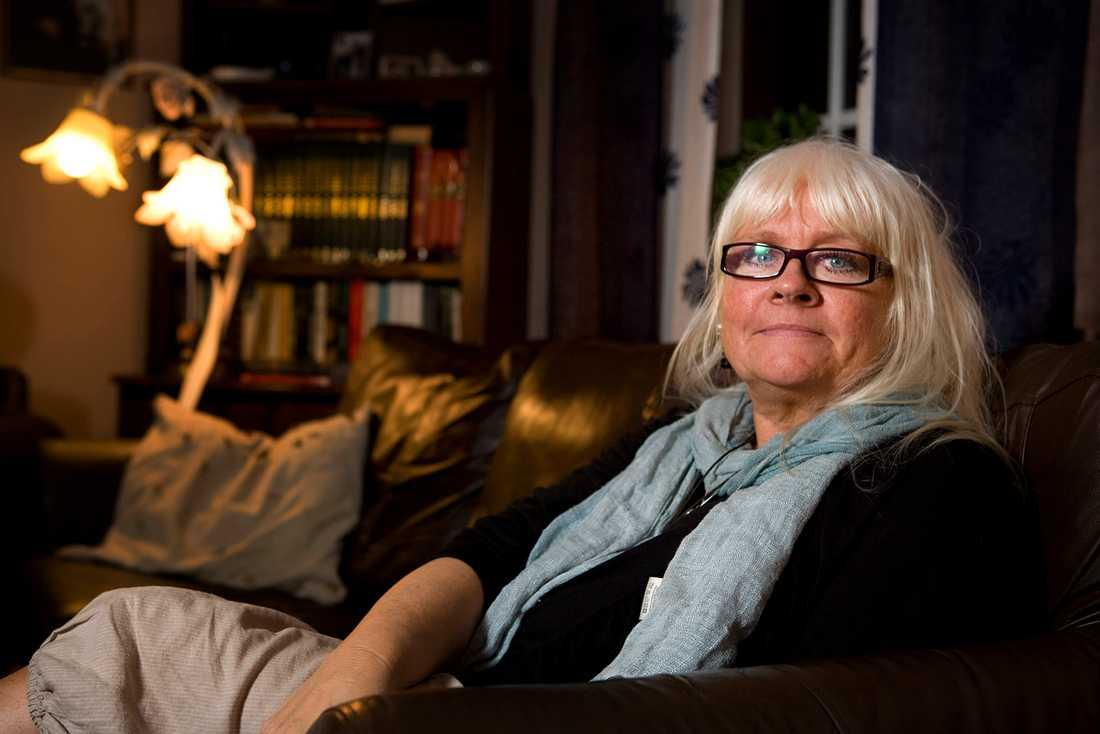 Monica Ohlström-Nilssonavslöjade BT Kemis giftspridning i Teckomatorp på 1970-talet.
