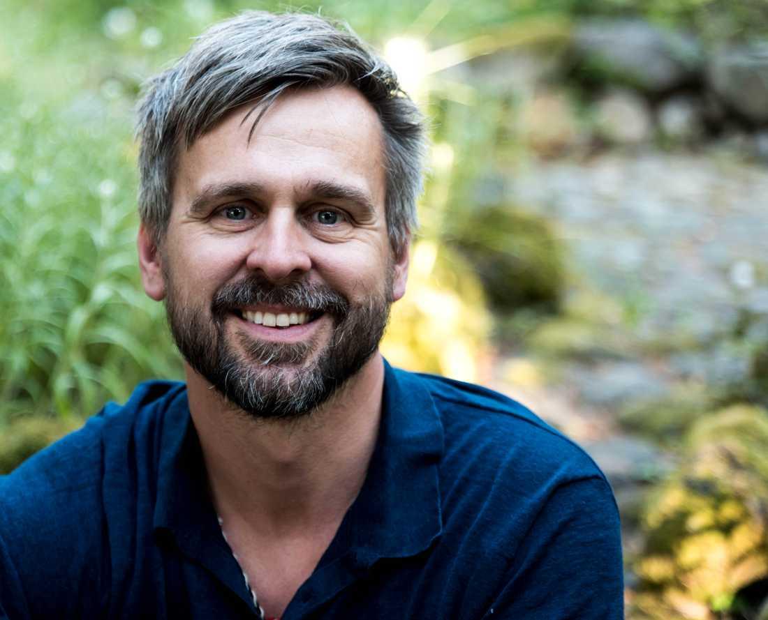 Johannes Wätterbäck, odlingsinspiratör och trädgårdsförfattare.
