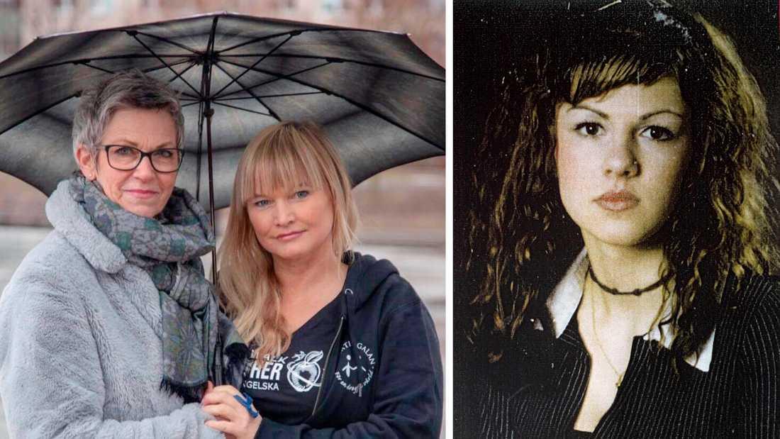 Jane Rönnqvists dotter Nathalie var 16 år när hon mördades av sin före detta pojkvän som använde anabola steroider. Det fick Jane och vännen Annelie Nordin att engagera sig i kampen mot droger.