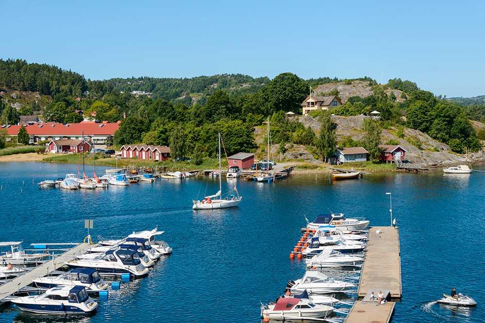 Svenska båtmärken dominerar bland sökningarna på Blocket.
