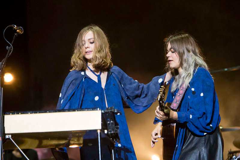 First Aid Kit på Way out West.