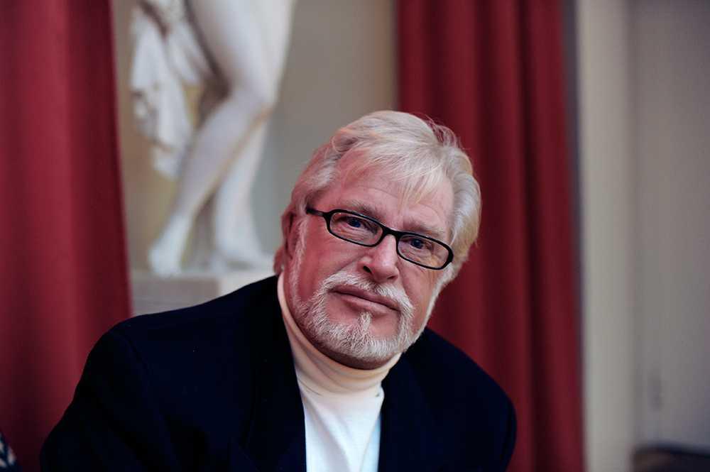 """Ulf Brunnberg, 66 år, skådespelare, Stockholm """"Sov ut innan barnet kommer."""""""