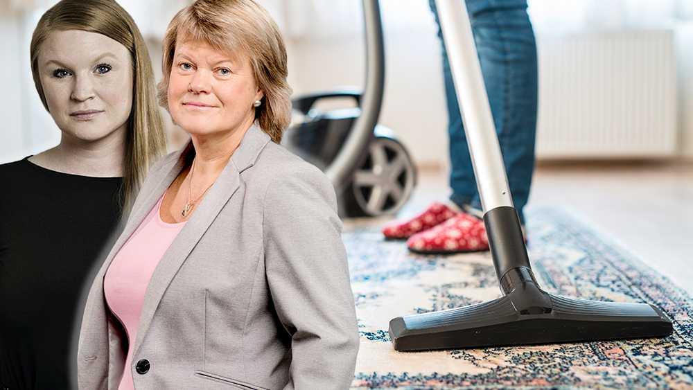I stället för att subventionera barnpassning och läxhjälp så tycker vi pengarna ska gå till äldreomsorgen och den gemensamma välfärden, skriver Ulla Andersson (V) och Clara Lindblom (V).