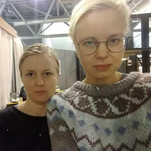 Kajsa Dovstad och Karin Pihl kom inte iväg till Goa utan fick övernatta i Upplands Väsby.