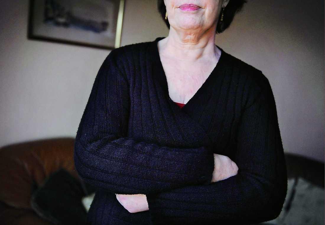 Kristina har hjälpt utsatta kvinnor i 25 år.