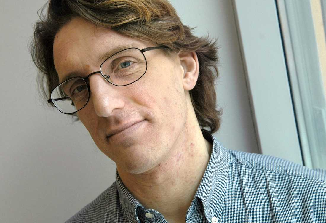 Svante Linusson, professor i matematik på KTH och sakkunnig till Valprövningsnämnden