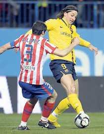 ÄNTLIGEN Zlatan gjorde mål – för första gången sedan 12 december.
