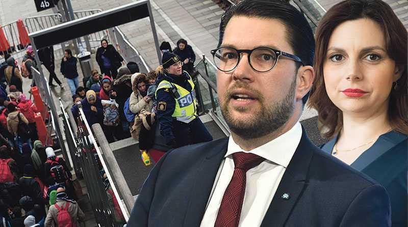 Det totala misslyckandet som etablissemangspartierna är ansvariga för har försatt Sverige i en krissituation, skriver Jimmie Åkesson och Paula Bieler.