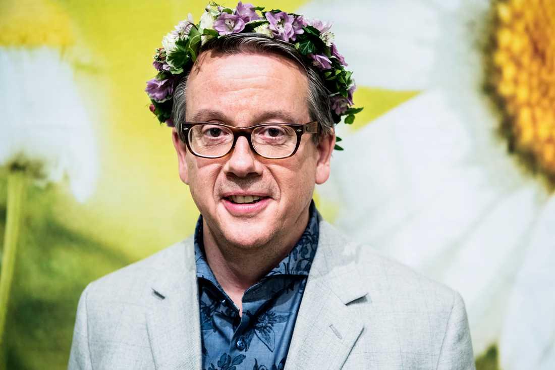 Måltidsexperten Richard Tellström.