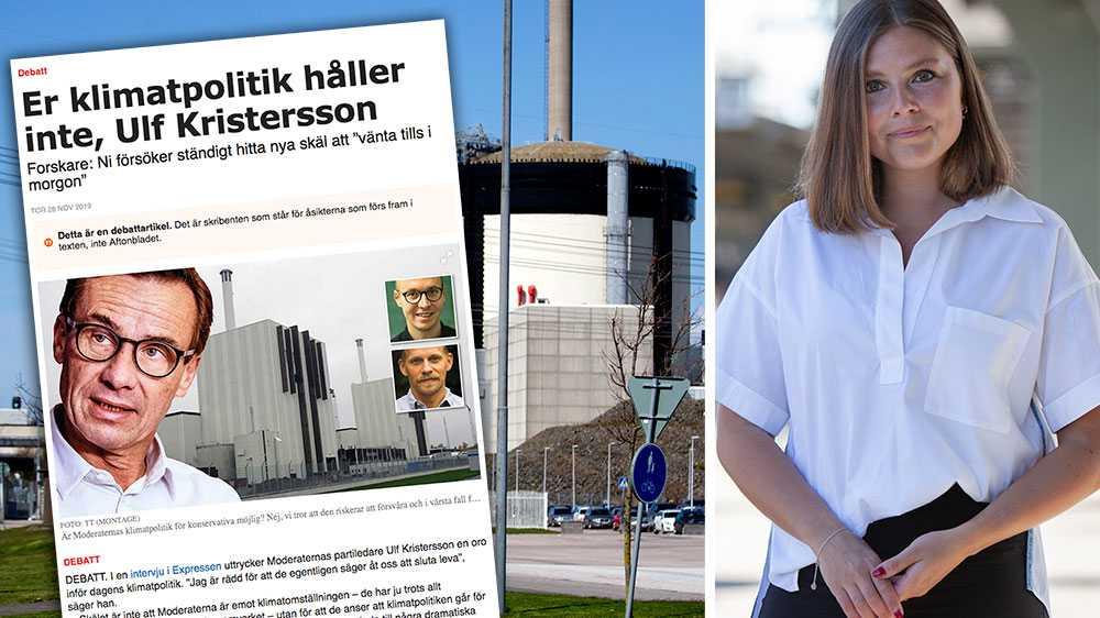 Det finns inte ett enda land som lagt ner kärnkraften där utsläppen minskat. Att behålla vår fossilfria kärnkraft är därför avgörande för att behålla Sveriges låga utsläpp, skriver  Louise Meijer, miljö- och klimatpolitisk talesperson (M).