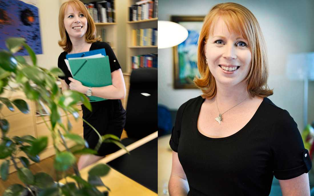 Snart jubileum Om en månad har Annie Lööf, 31, varit partiledare för Centerpartiet i tre år.
