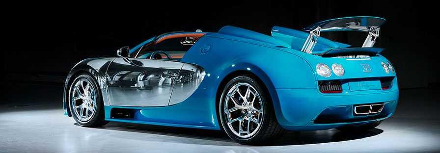 Bugatti Veyron Meo Constatino