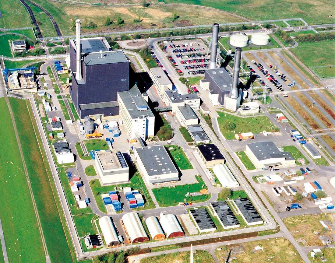 Vattenfalls kärnkraftreaktor i Brunsbuttel. Energijätten kunde stämma tyska staten på 43 miljarder tack vare den tvistlösningsmekanism som är inbyggd i frihandelsavtalen. Foto: Vattenfall