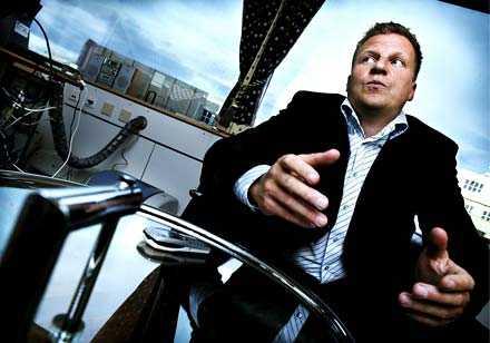 EXKLUSIVT LIV Christen Ager-Hanssen rankades som Norges rikaste man under it-yran. Sedan dess har han tjänat mer. Hans skatteskulder uppgår till 20 miljoner.