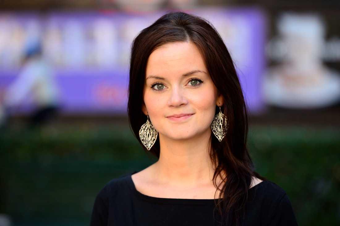 Nanna Johansson.