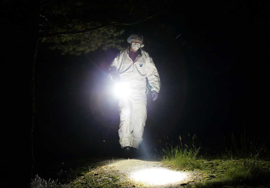 Anton, 27, hittades på söndagskvällen död i ett skogsområde i Sisjön i Göteborg.