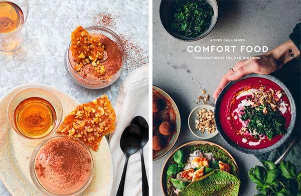 """Recepten kommer ur boken """"Snabblyx: Gourmetmat för två personer"""", Norstedts."""