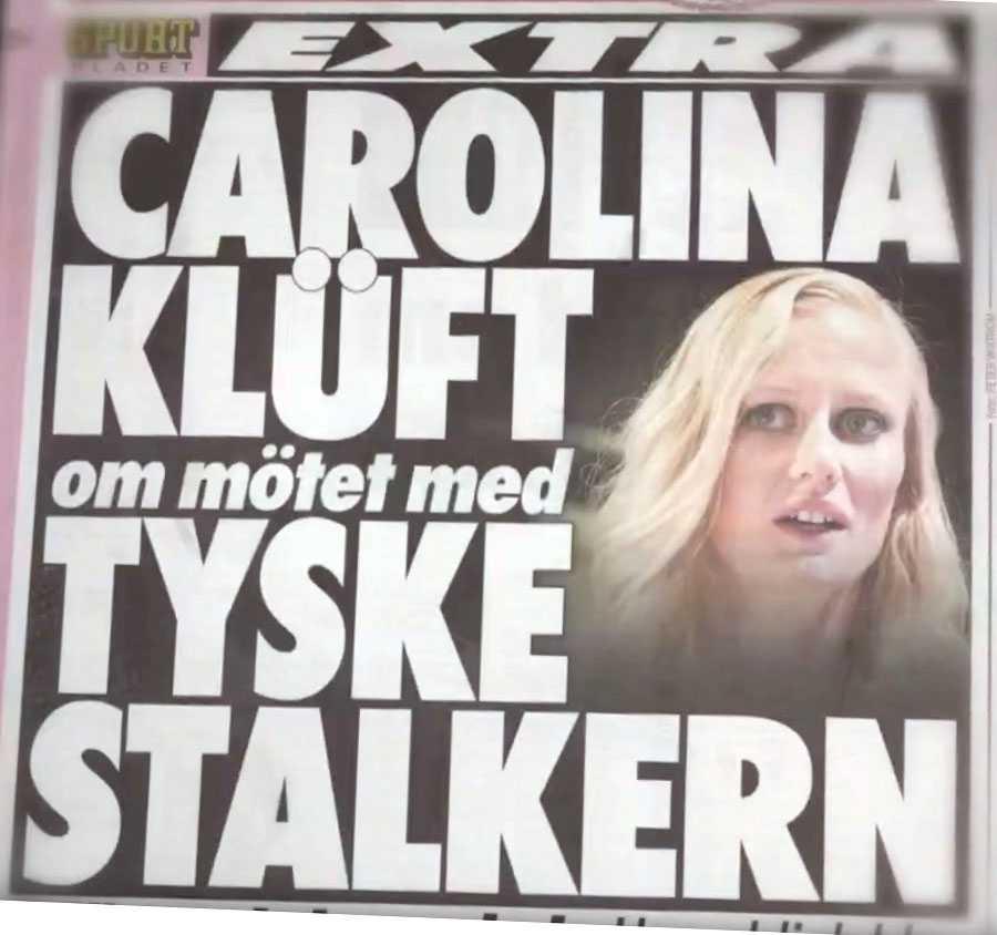 Aftonbladets förstasidan om händelsen.