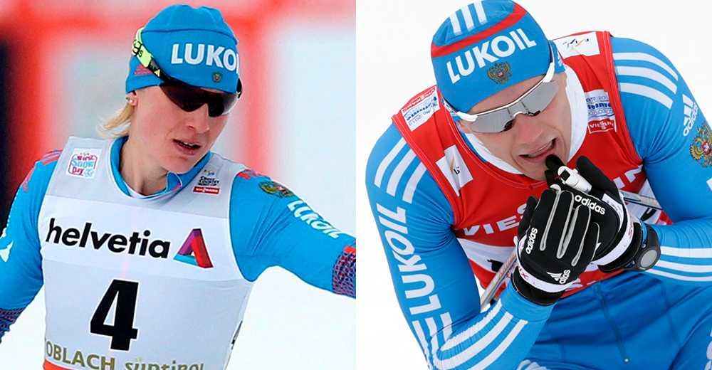 Matvejeva och Krijukov.