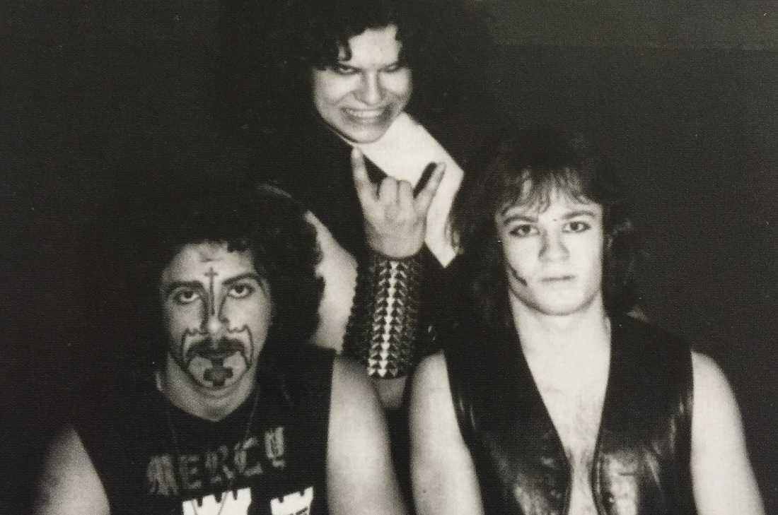 """Mercy är ett av banden på """"Jobcentre rejects vol 4: ultra rare FWOSHM 1978–1983"""", som lyfter fram tidig, förbisedd svensk hårdrock."""