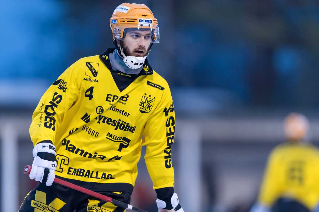 Niklas Gälman.