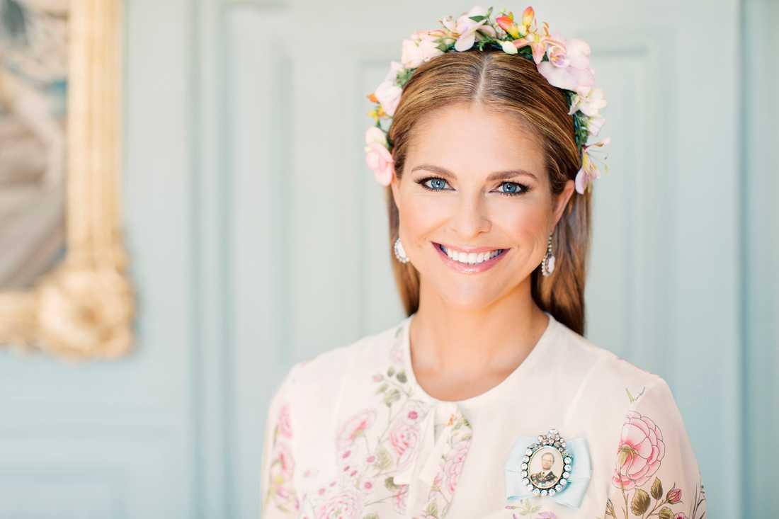 Prinsessan Madeleine fyller 36 år.