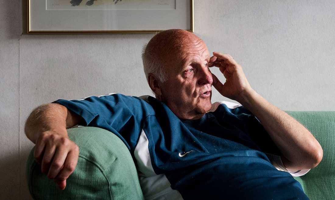 """Arne talade ut om den tuffa perioden i """"Fråga doktorn""""."""