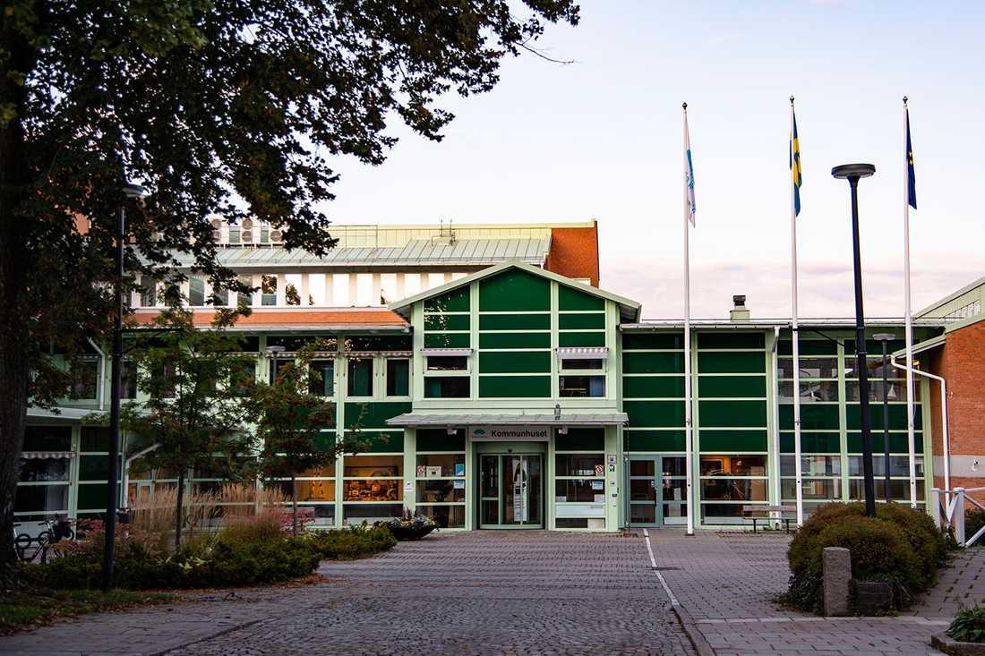 Kommunhuset i Motala.