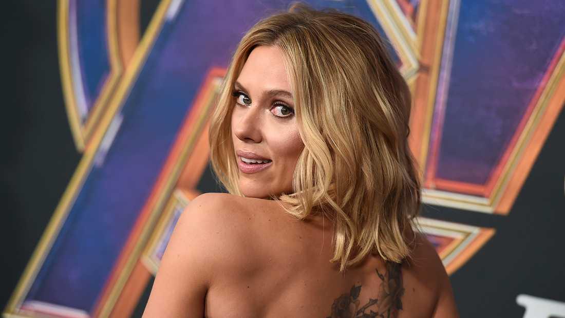 Scarlett Johansson är den bäst betalda kvinnan i Hollywood.