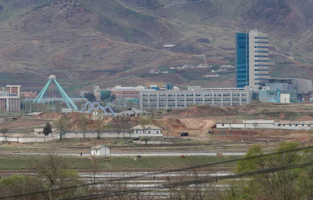Kaesong-komplexet. Arkivbild.