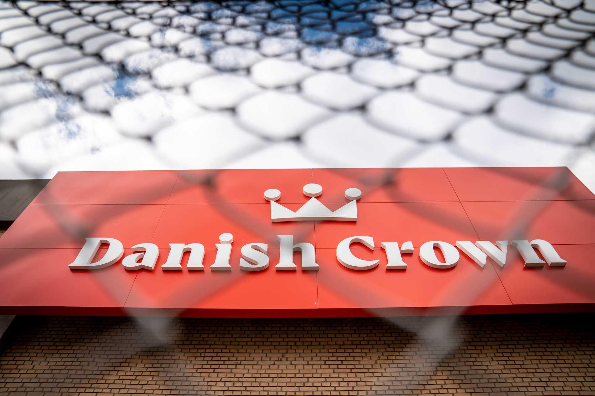 44 anställda på Danish Crown i Ringsted smittade med Coronaviruset