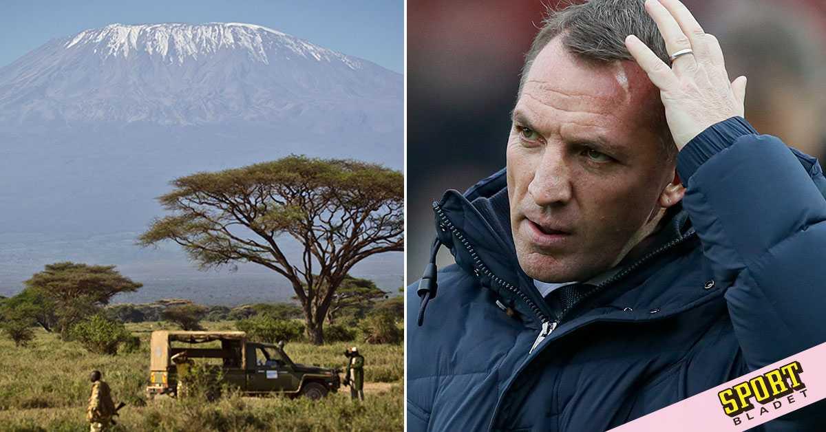 """Det var som att bestiga Kilimanjaro"""""""