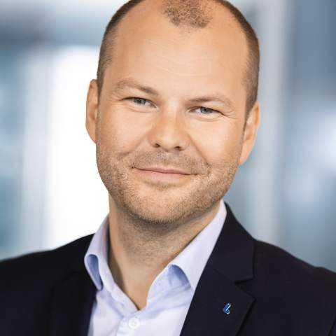 Pär Gustafsson, ordförande för Liberalerna Västsverige.