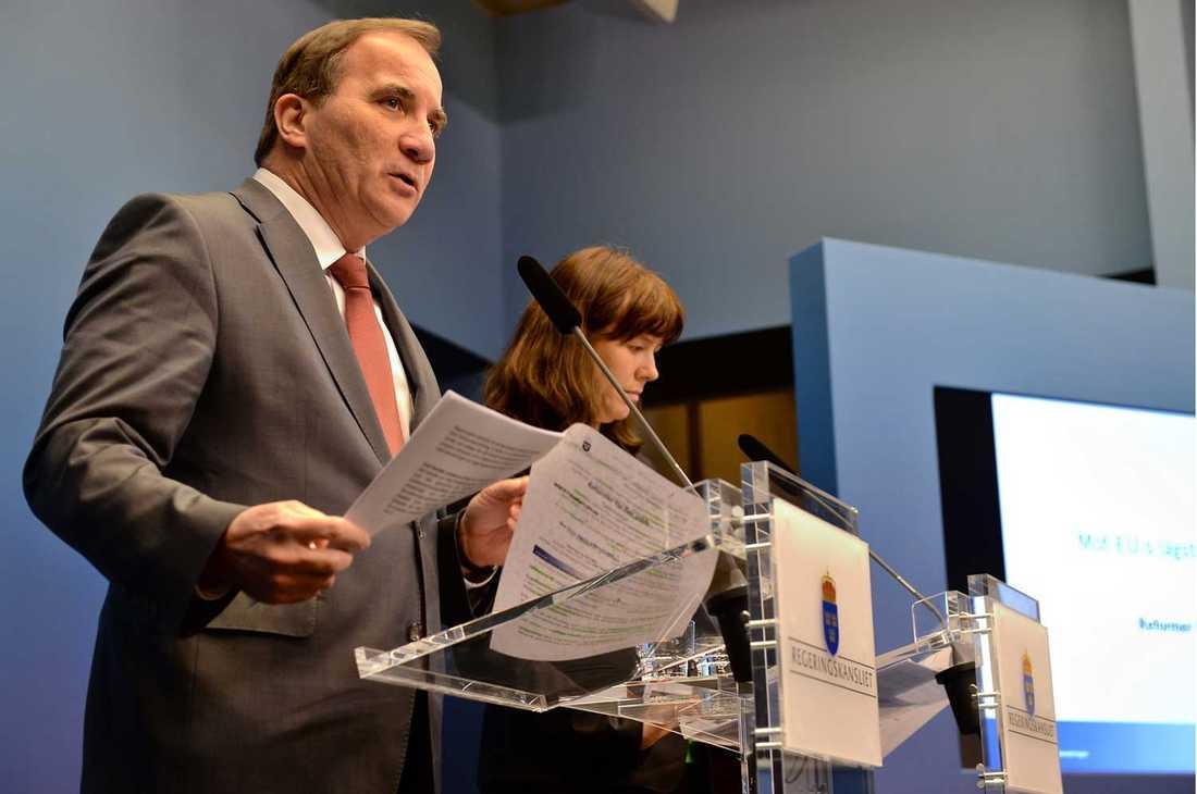 Regeringens misslyckanden i EU-nämnden kan få hela den svenska EU-politiken att gå i baklås