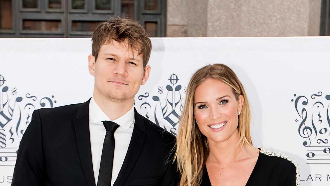 Marie Serneholt och Johan Gunterberg.