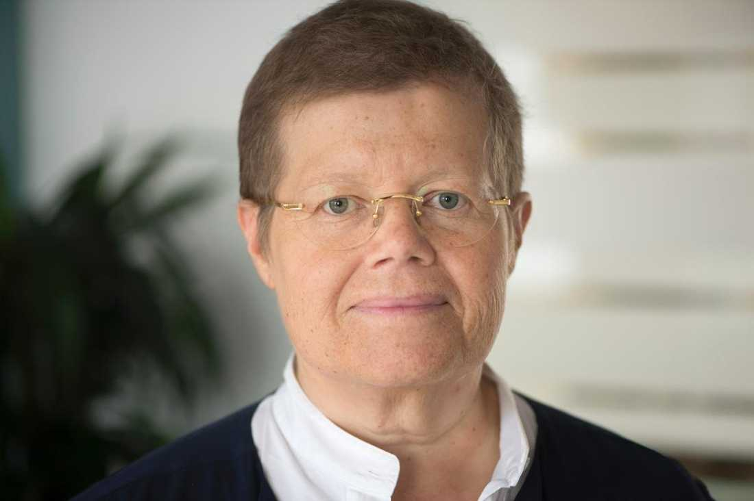 Margareta Åberg.