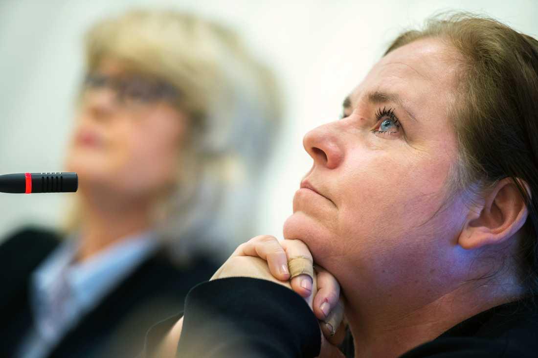 Karin Flyckt, sakkunnig på Socialstyrelsen. Arkivbild.