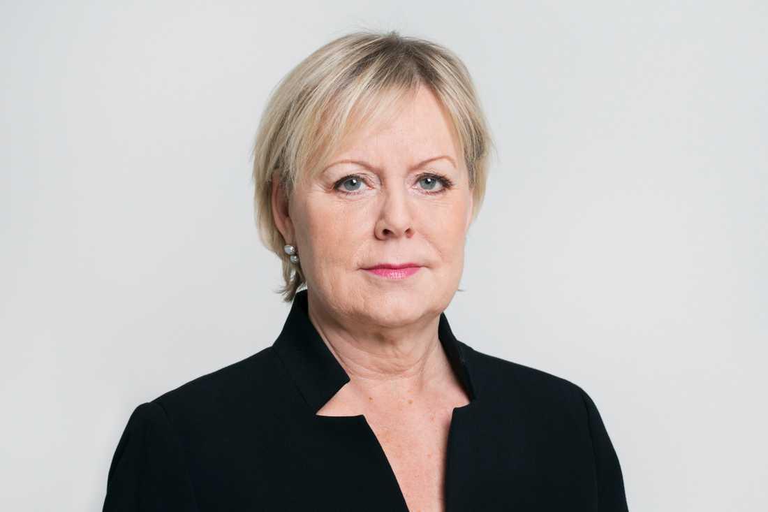 Lena Ag, generaldirektör för Jämställdhetsmyndigheten.