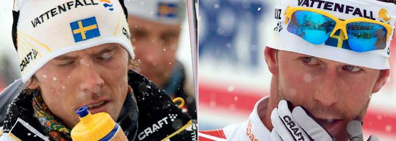 Olsson och Södergren.