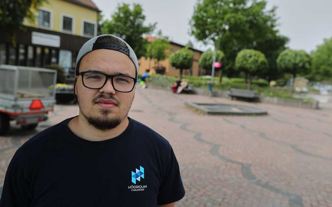 Rasmus Johansson, 24.