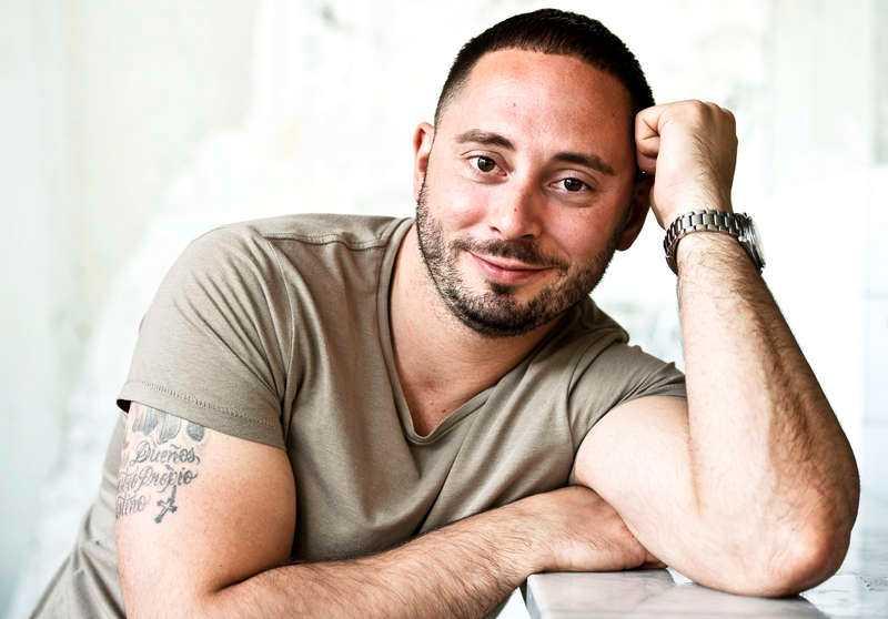 Matias Varela, skådespelare.